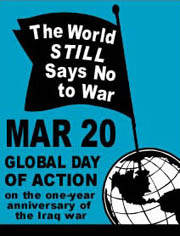 The World Still Says No to War