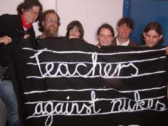 Teachers Blockade