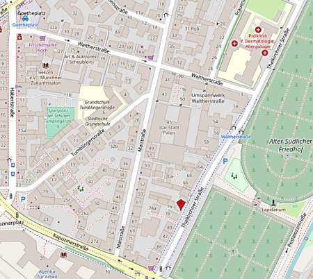 Zunfthaus (OpenStreetMap)